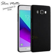 Case Slim Black Matte Samsung Galaxy J2 Prime Baby Skin Softcase Ultra Thin Jelly Silikon Babyskin