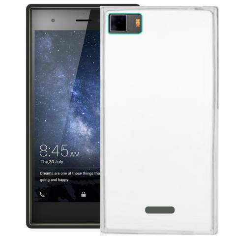 Case Ultrathin Infinix Zero 3 X552 Aircase Soft - Clear + Gratis Tempered Glass