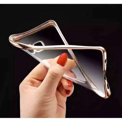 ... Case Ultrathin Shining List Chrome for Samsung galaxy J7 Prime Rose Gold