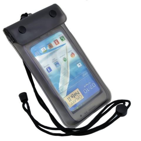 Case Waterproof untuk Samsung Galaxy A5 / A510 (2016) - Hitam