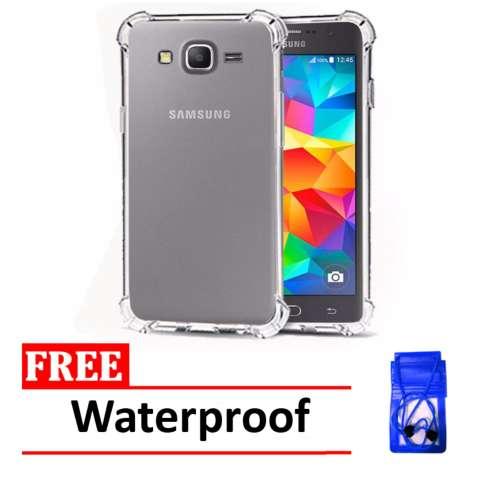 CaseAnti Shock / Anti Crack / Shock Benturan Elegant Softcase for Samsung Galaxy J1 Ace -
