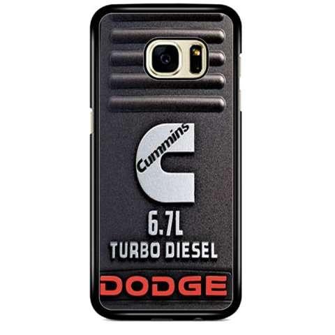 Casing Hardcase Samsung Galaxy Note 5 Motif Cummins Turbo Diesel X4416