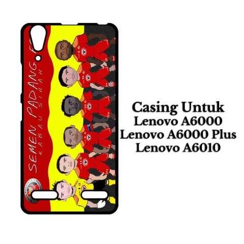 Casing LENOVO A6000 Plus semen padang 2 Hardcase Custom Case Cover