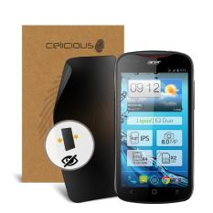 Celicious Privacy Pelindung Layar Privasi (Privacy Screen Protector) Acer Liquid E2