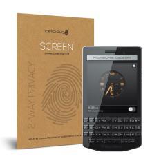 Celicious Privacy Pelindung Layar Privasi (Privacy Screen Protector) Blackberry Porsche Design P'9983