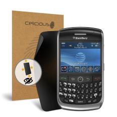 Celicious Privacy Plus [360°] Pelindung Layar Privasi (Privacy Screen Protector) Blackberry Curve 8900