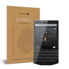 Celicious Privacy Plus [360°] Pelindung Layar Privasi (Privacy Screen Protector) Blackberry Porsche Design P'9983