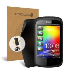 Celicious Privacy Plus [360°] Pelindung Layar Privasi (Privacy Screen Protector) HTC Explorer A310E