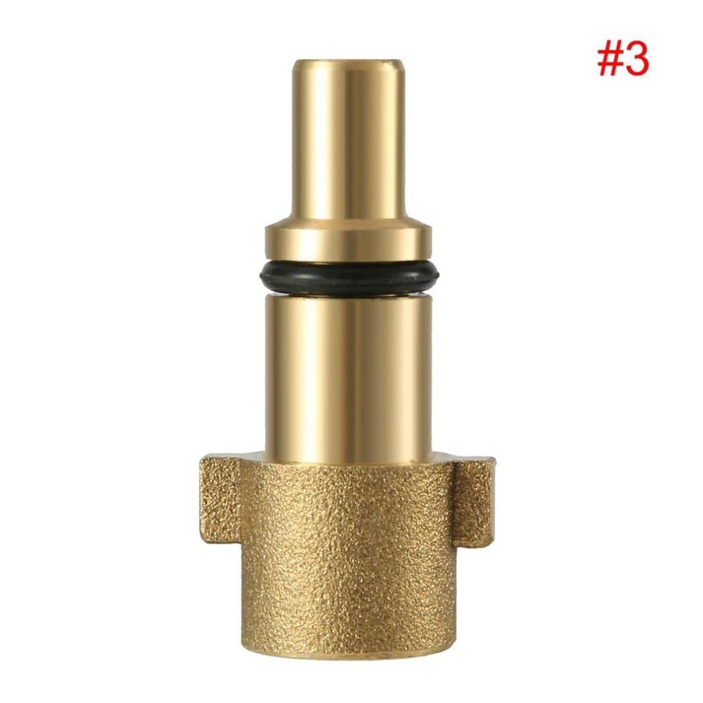 CHEER Adaptor for Car Washing Sprayer Tool Snow Foam Lance Soap Bottle Adapter - intl