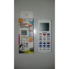 ChungHe Remote AC Panasonic Universal - Putih
