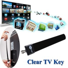 Clear TV Key HDTV FREE TV Digital Indoor Antenna 1080p Ditch Cable As Seen on TV - intl