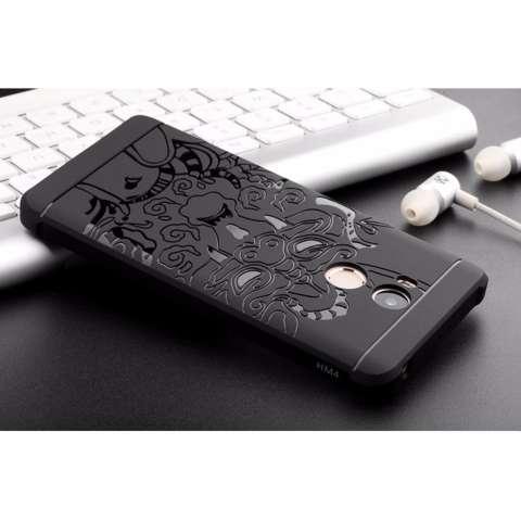 Luxury phone case For Xiaomi Mi4 mi 4 High quality Soft silicon Source · Cocose Dragon