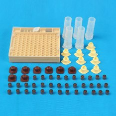 Complete Queen Rearing Cupkit System Bee Cage Beekeeping Tool With 120 Cell Cups
