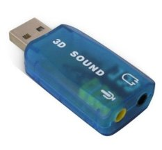 Dbest USB Sound Card Adapter
