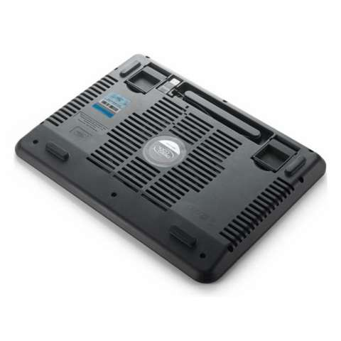 Deep Cool N17 Laptop Cooling Pad Fan Coolingpad Notebook Deepcool - Black