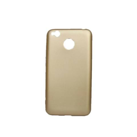Delkin Baby Case Tpu Touch Coating Oil Samsung A5 2016 A510 - Gold