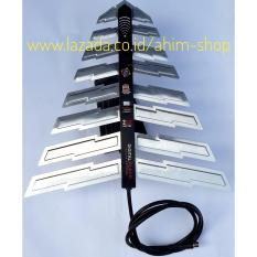 Antena Dalam Digital Flash New Model Indoor UHF/VHF - S 019 D