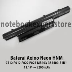 Dijual Baterai AXIOO Neon HNM MB403 3S4400 S1B1 C512 P012 P022 P023 Berkualitas