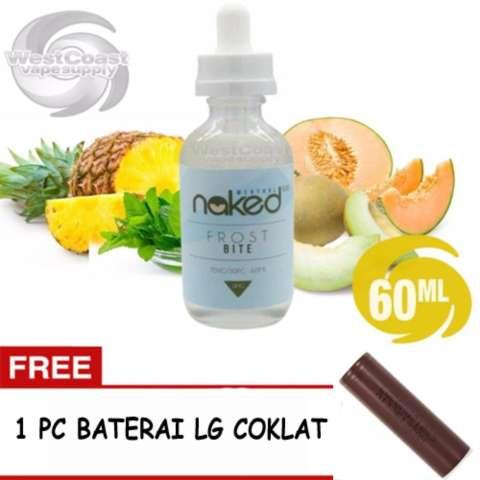 Harga E Liquid Naked Usa Premium Rokok Elektrik Refill Kemasan 1 Botol X 60 Ml Rasa