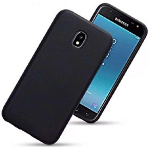 EastJava Case Slim Black Matte Samsung Galaxy J3 Pro Softcase Baby Skin