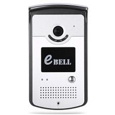 EBELL ATZ - DBV03P Smart IP Doorbell EU Plug(Sliver)