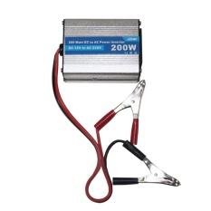 EELIC POI-I200W Power Inverter 200 Watt Adaptor DC12V-AC220V