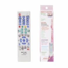 EELIC RTV-2AT Remote Control Televisi Universal Auto Scan HDTV HDMI TV LCD LED TABUNG