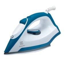 Electrolux Dry Iron EDI 2004 - Putih-Biru