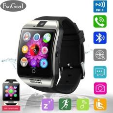 EsoGoal Smart Watch, Layar Sentuh Bluetooth Wrist Watch dengan Kamera/Kartu SIM Slot/Analisa Pedometer/Tidur Pemantauan untuk Pria Wanita Anak -Intl