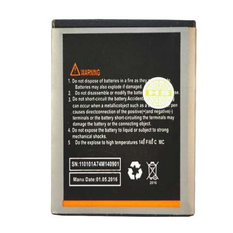 Evercoss Battery A75A - Hitam