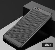 F3 Plus Case Qzhi Ultra Tipis Tahan Lama Pernapasan Lubang Panas Mentransfer Keras PC dan Lembut Logam Cat Phone Case untuk OPPO F3 Plus-Intl
