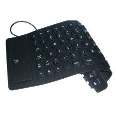 FAK Keyboard Flexible Mini - Usb - Htam
