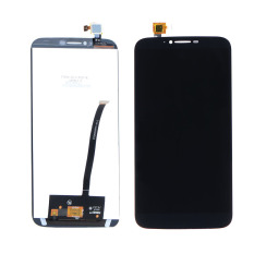 Fancytoy untuk Alcatel One Touch Hero 2 8030 OT-8030B Touch Digitizer Layar LCD
