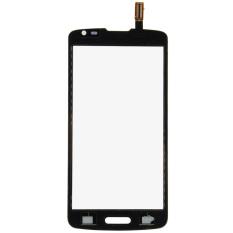 Fancytoy New Front Layar Sentuh Digitizer untuk LG L90 D405 D405N D415 Series III L90 (Hitam)-Intl