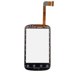 Fancytoy Penggantian Kaca Layar Sentuh Digitizer untuk HTC Explorer Pico A310e Hitam-Intl