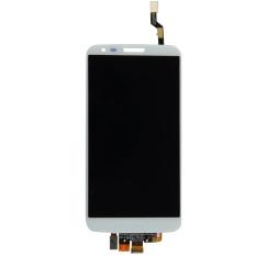 Fancytoy Putih Layar LCD Sentuh Digitizer Layar untuk LG Optimus G2 D802 D805-Internasional
