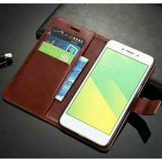 Flip Cover Oppo F1S A59  Oppof1s Wallet Leather Case