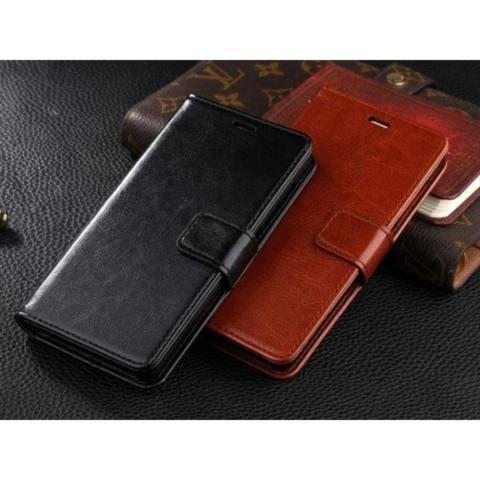 FLIP COVER WALLET Lenovo A7010 K4 Note X3 Lite Casing Leather Case Dompet Back Cover
