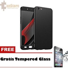 FlyStore - Case Hardcase 360 Oppo A57 Free Tempered Glass