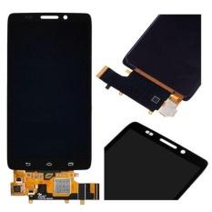 untuk Motorola Droid Ultra XT1080 MAXX 1080 M LCD Layar Sentuh dengan Digitizer Full Assembly + 3 M Tape + Membuka Alat Perbaikan + Lem-Intl