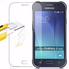 untuk Samsung Galaxy J1 Ace & J110 Anti Gores Film Sangat Tipis Pelindung Layar Guard HD Tahan Ledak Anti -Burst-Intl