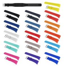 untuk Samsung Gear Fit2 R360 Strap (putih)