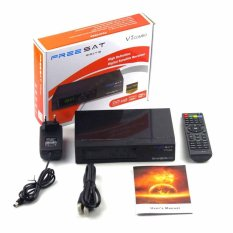 Freesat V7 Combo DVB S2 T2 HD 1080P Satellite TV Receiver Openbox Decoder Newest - intl