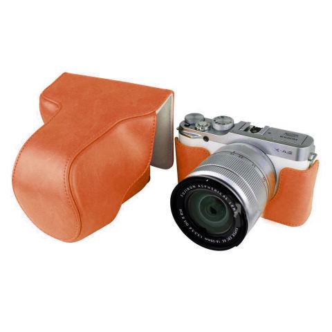 Fujifilm X-A2 XA2 / X-A1 XA1 / X-M1 XM1 Leather