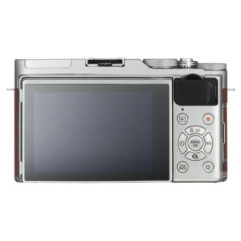 FUJIFILM X-A3 BROWN MARRON + XC16-50mm F3.5-5.6 OIS II + SanDisk 16GB + Screen Guard + Filter 58mm + Camera Bag + Takara ECO193A 7