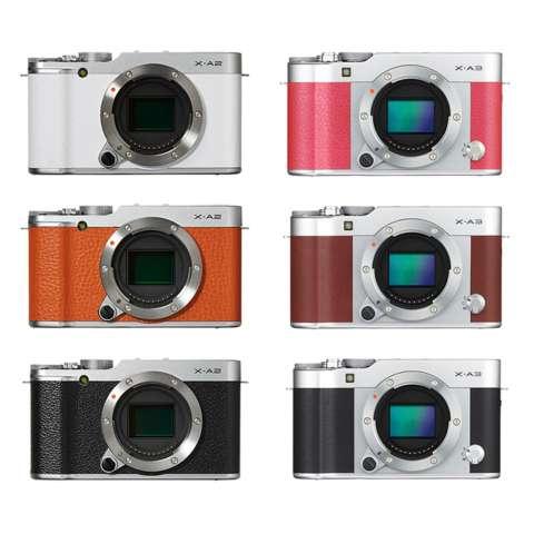 FUJIFILM X-A3 BROWN MARRON + XC16-50mm F3.5-5.6 OIS II + SanDisk 16GB + Screen Guard + Filter 58mm + Camera Bag + Takara ECO193A 4