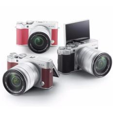 Fujifilm X-A3 / XA3 Kit 16-50mm Garansi 1 Tahun-Brown