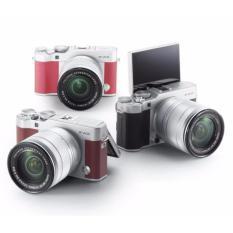 Fujifilm X-A3 / XA3 Kit 16-50mm Garansi 1 Tahun-Pink
