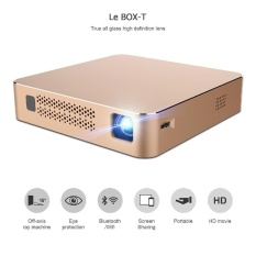 Full HD BOX-T DLP Home Theater Multimedia Projector