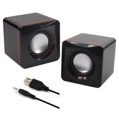 G-System Multimedia Speaker Aktif Portable G101C - Hitam